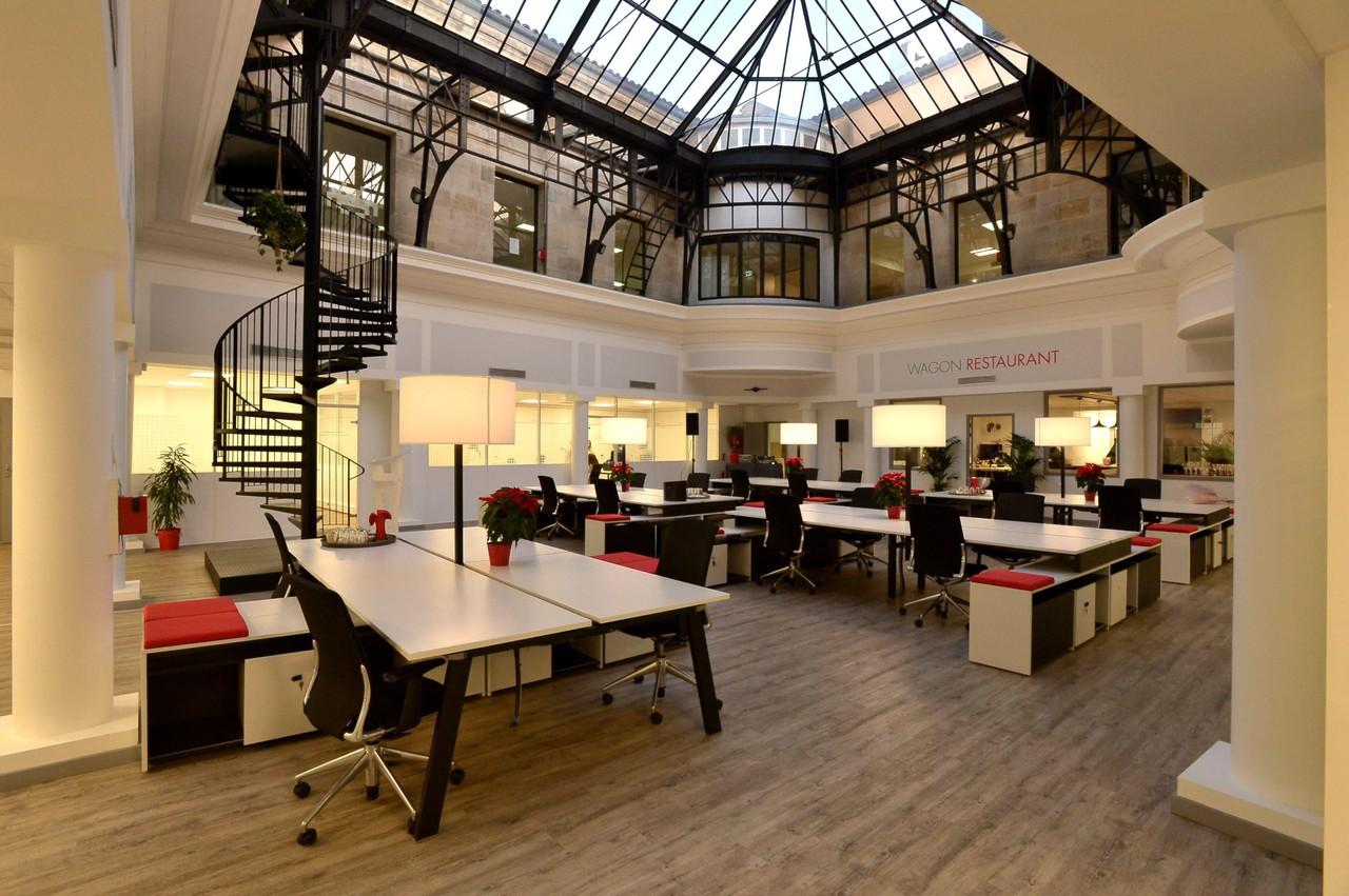 Bordeaux Salles de réception Coworking ruimte  image 0