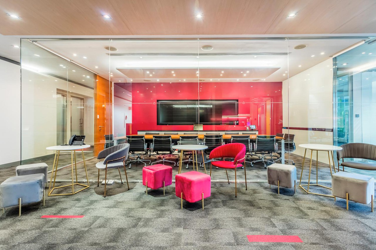 Hong Kong conference rooms Meeting room Executive Boardroom image 0