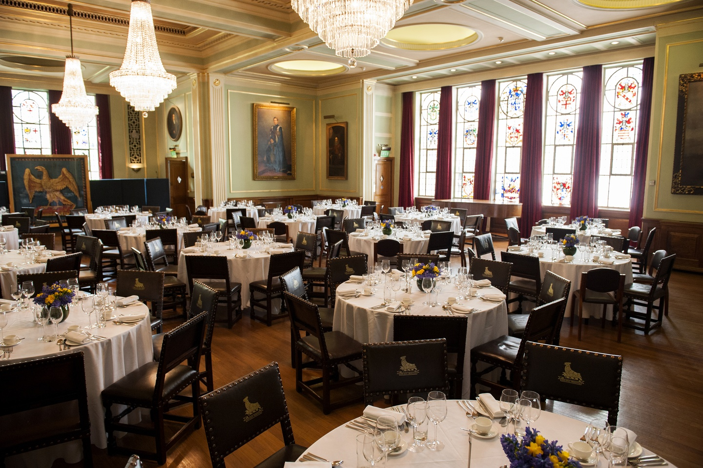 London corporate event venues Party room Painters Hall - The Livery Hall image 0