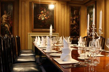 London conference rooms Meetingraum Painters Hall - The Painted Chamber Boardroom image 1