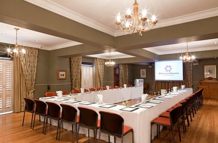 Cape Town training rooms Meeting room Winchester Mansions - The Constance Room image 0