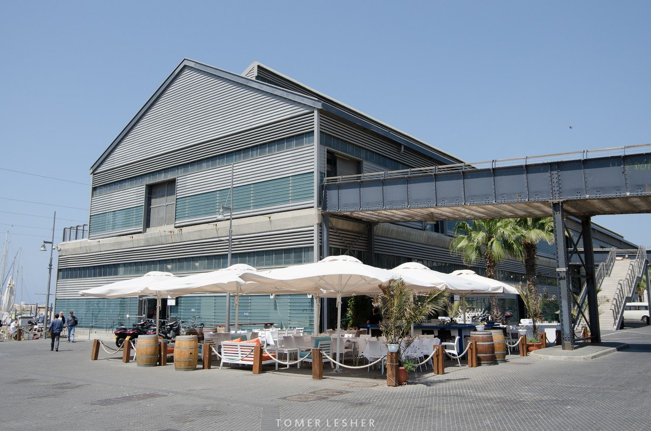 Tel Aviv corporate event venues Restaurant Kalimera - Terrace image 0