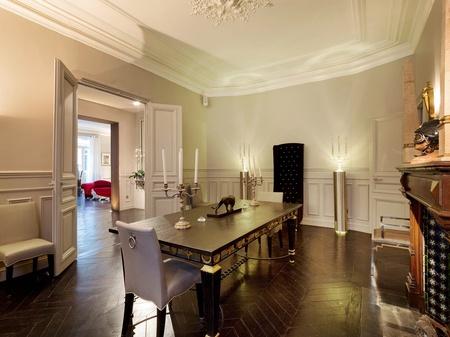 Paris corporate event venues Private residence Champs Elysées triangle d'or (220m2) image 12