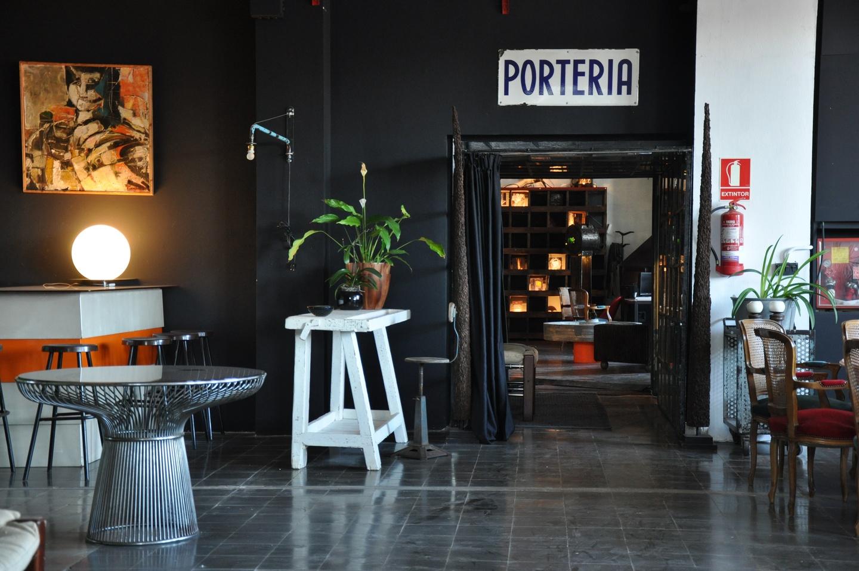 Barcelona workshop spaces Private residence Doble 36 - Living Room image 0