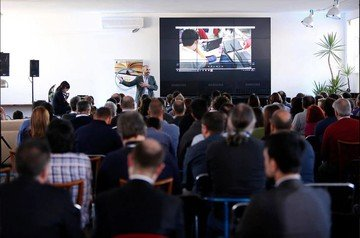 Barcelone corporate event venues Loft Doble 36 - Diaphanous and Grande image 2