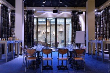 Paris corporate event venues Meetingraum Grand Salon - 1K Hotel image 12