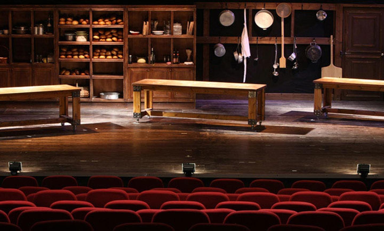 Tel Aviv corporate event venues Auditorium Nalaga'at Center image 11