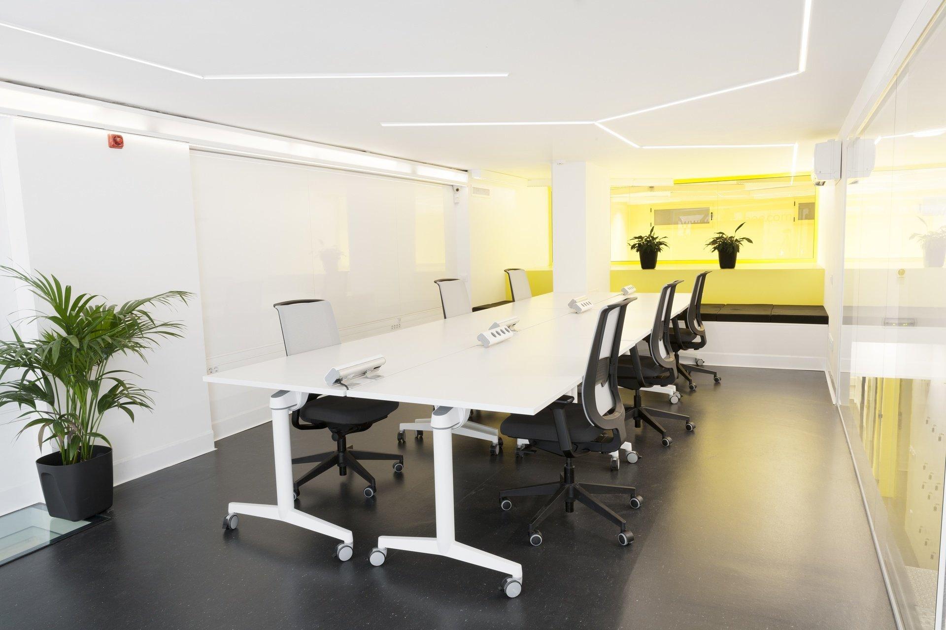 Barcelone workshop spaces Espace de Coworking Start2bee Escorial Workshoproom image 0