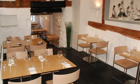 Copenhague corporate event venues Restaurant Sushi Saiko image 11