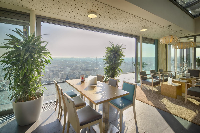 Wien corporate event venues Besonders Haus am Meeres - Top Floor image 0