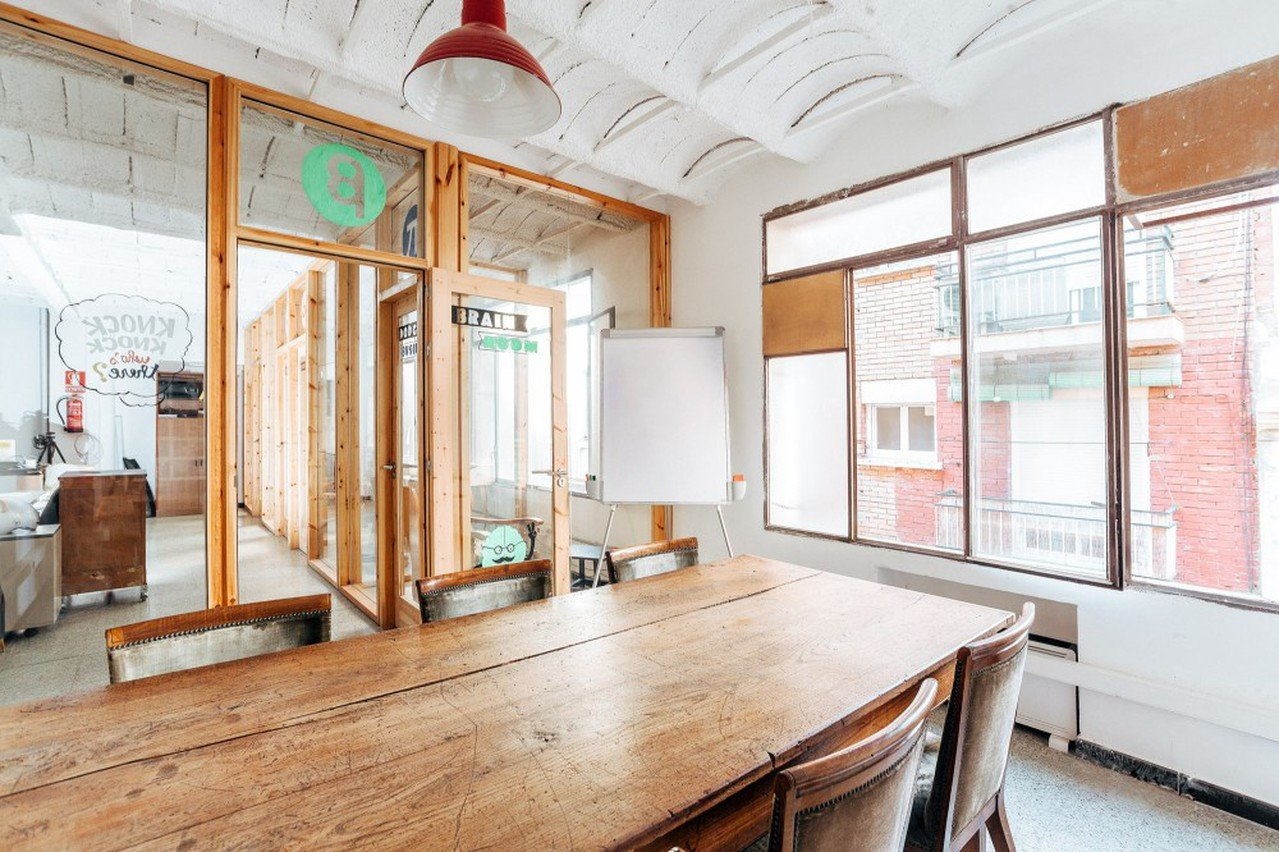 Barcelona conference rooms Meetingraum Betahaus - 1st Floor Brain Room image 0