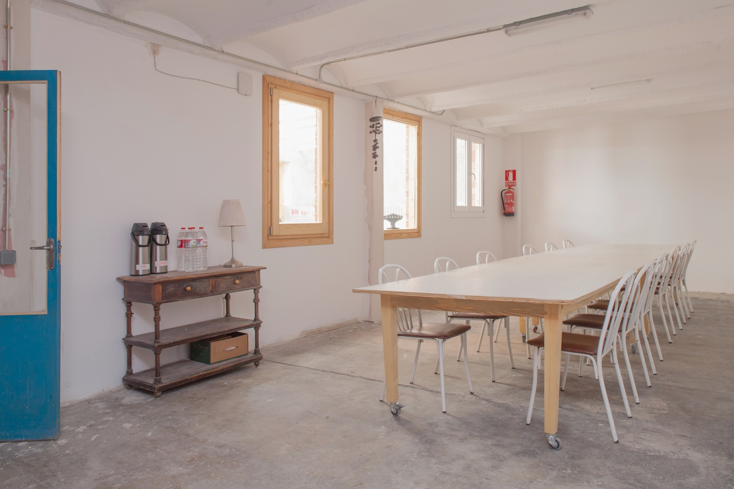 Barcelona workshop spaces Meeting room Betahaus - Classroom image 1