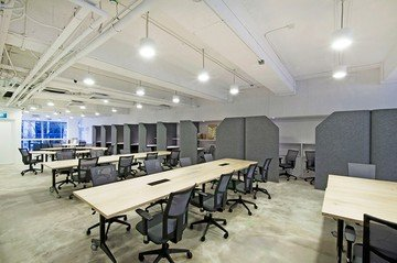 Rest der Welt training rooms Coworking Space The Co @ High Street image 0