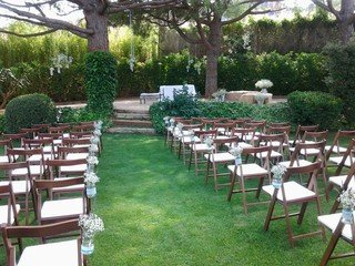 Barcelona corporate event venues Green space Masia Can Tosca image 11