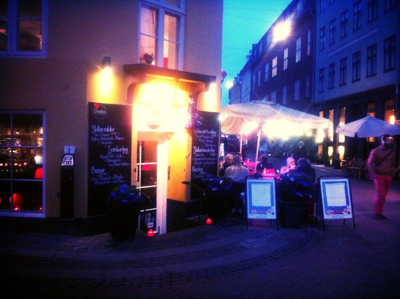 Kopenhagen corporate event venues Cafe Cafe Stella image 0