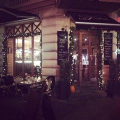 Copenhague corporate event venues Café Cafe Frederiks image 0