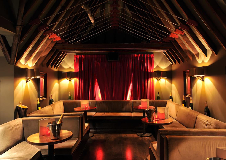 Londres corporate event venues Salle de réception Beaufort House - Penthouse Champagne Bar image 10
