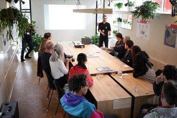 Amsterdam workshop spaces Meetingraum Metabolic Lab image 5
