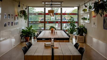 Amsterdam workshop spaces Meeting room Metabolic Lab image 6