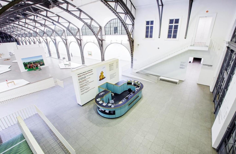 Berlin corporate event venues Museum Hamburger Bahnhof – Museum für Gegenwart image 1