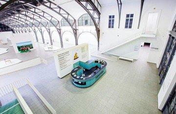 Berlin corporate event venues Musée Hamburger Bahnhof – Museum für Gegenwart image 1