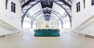 Berlin corporate event venues Musée Hamburger Bahnhof – Museum für Gegenwart image 4