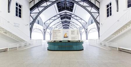 Berlin corporate event venues Museum Hamburger Bahnhof – Museum für Gegenwart image 4