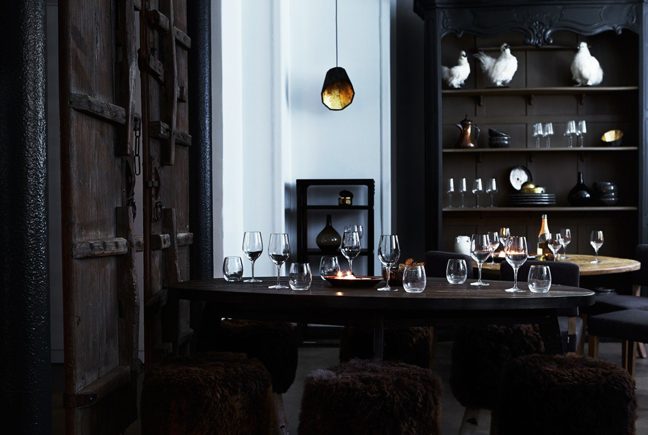 Copenhagen corporate event venues Restaurant Manzel - The Mystique Dining Room image 0