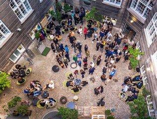Copenhague corporate event venues Restaurant Manzel - Whole Space image 0