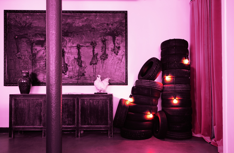 Copenhagen corporate event venues Restaurant Manzel - The Black Rose Dining Room image 11