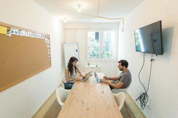 Barcelona conference rooms Coworking space MOB PAU image 4