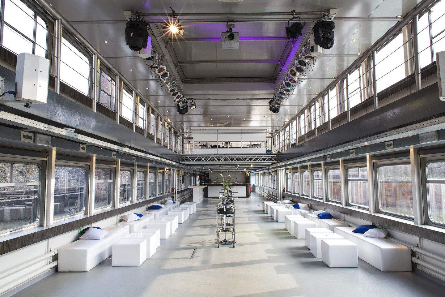 Amsterdam corporate event venues Bateau Pure-liner image 8