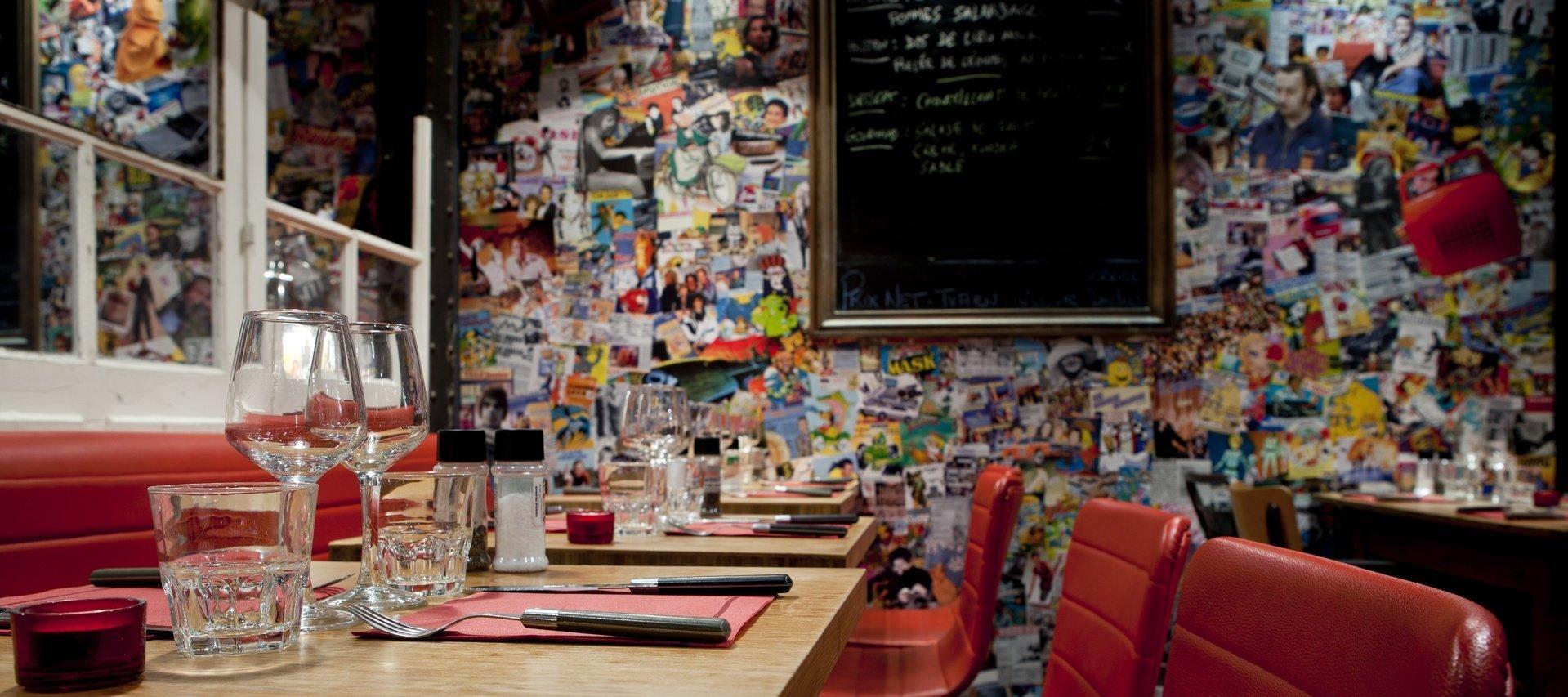 Paris corporate event venues Restaurant Le Club des 5 image 0
