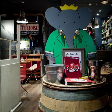 Paris corporate event venues Restaurant Le Club des 5 image 11