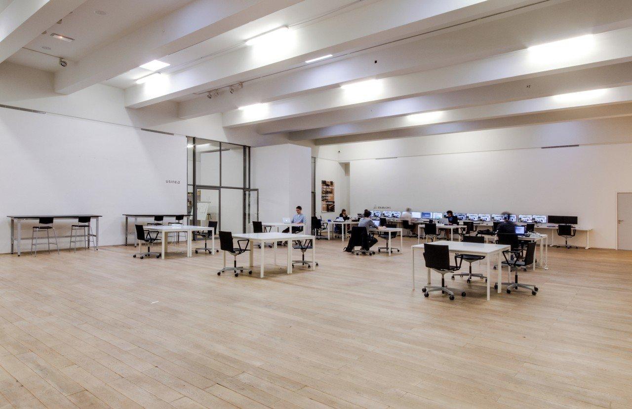 Paris Salles pour événement professionnel Espace de Coworking Usine IO  image 0