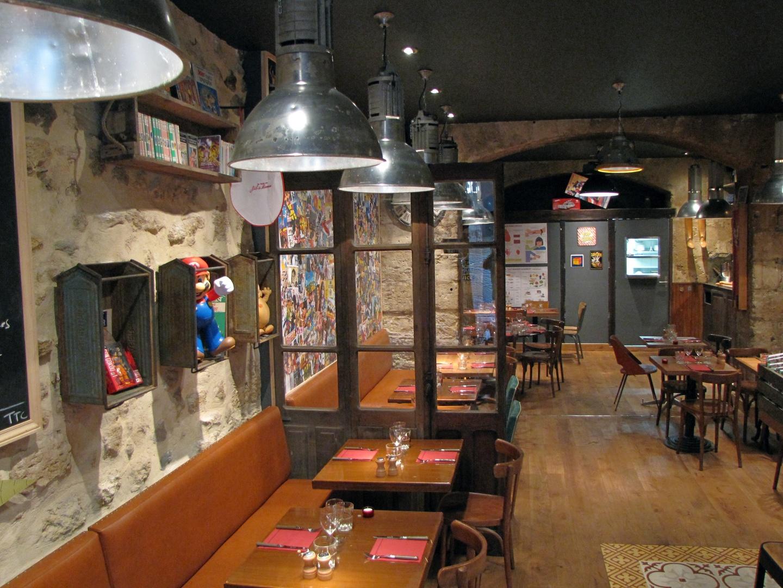 Rest of the World workshop spaces Restaurant Les Fils à Maman Bordeaux image 11