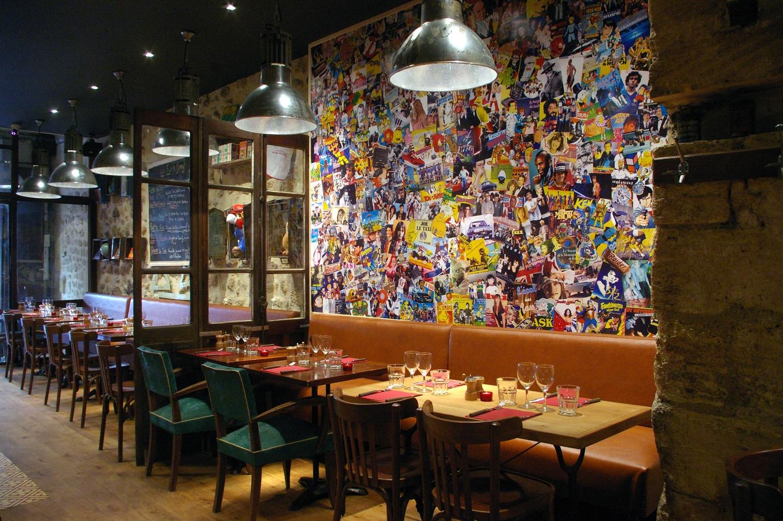 Rest of the World workshop spaces Restaurant Les Fils à Maman Bordeaux image 0