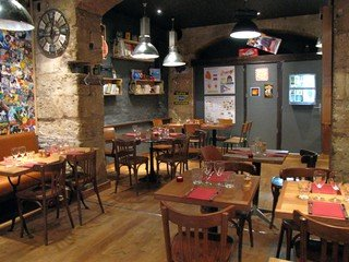 Rest der Welt workshop spaces Restaurant Les Fils à Maman Bordeaux image 11