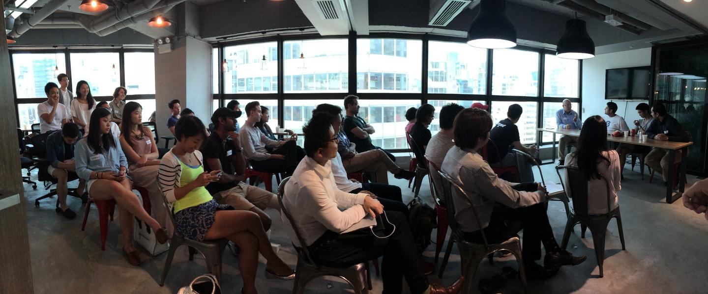 Hong Kong seminar rooms Espace de Coworking TusPark Workhub Causeway Bay - Event Space image 0