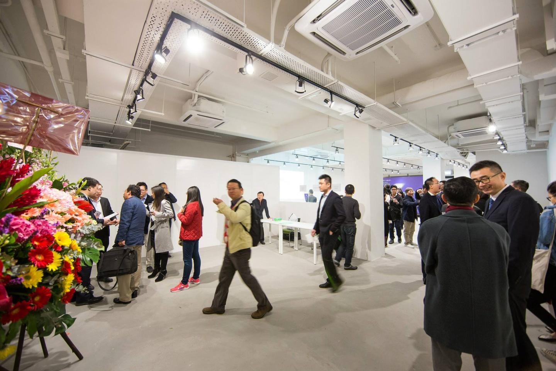 Hong Kong workshop spaces Meetingraum TusPark Innovation Hub - Event Space image 1