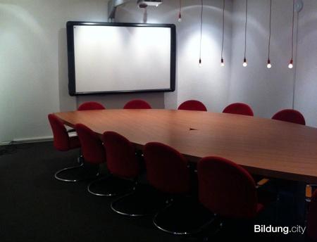 Amsterdam conference rooms Salle de réunion Bildung.city image 13