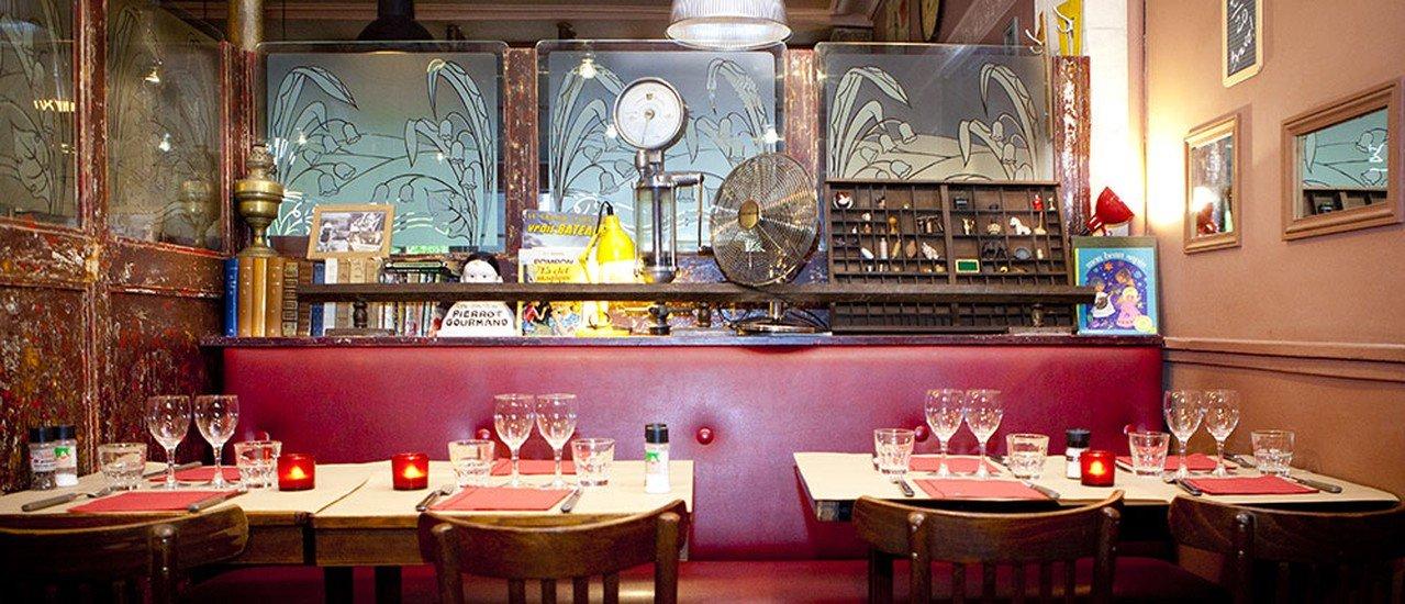 Paris corporate event venues Restaurant Les Fils à Maman  image 0