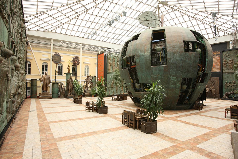 Autres villes corporate event venues Galerie d'art Apple Hall image 0