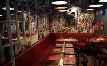 Rest der Welt workshop spaces Restaurant Les fils à Maman - Lyon image 11