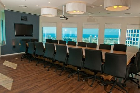 Tel Aviv seminar rooms Meetingraum Alon - Conference Room image 0