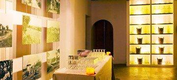 Barcelona corporate event venues Green space La Roureda image 11
