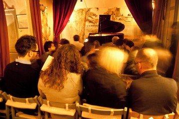 Barcelona workshop spaces Unusual El Teatre més Petit del Món image 2
