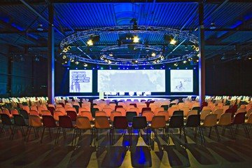 Amsterdam corporate event venues Lieu Atypique Taets Art and Event Park - Black Box image 19