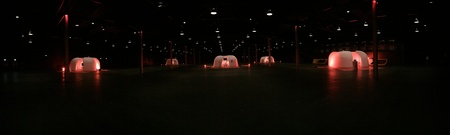 Amsterdam corporate event venues Lieu Atypique Taets Art and Event Park - Black Box image 2