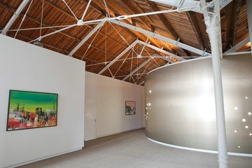 Amsterdam workshop spaces Meeting room Taets Art and Event Park - Pand 43 | Meeting Area image 0